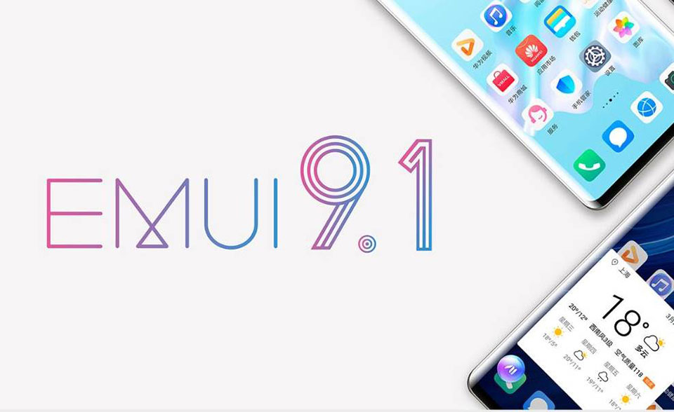 Sforum - Latest technology information page Huawei-emui-9 Huawei launched EMUI 9.1 update program for its smartphones