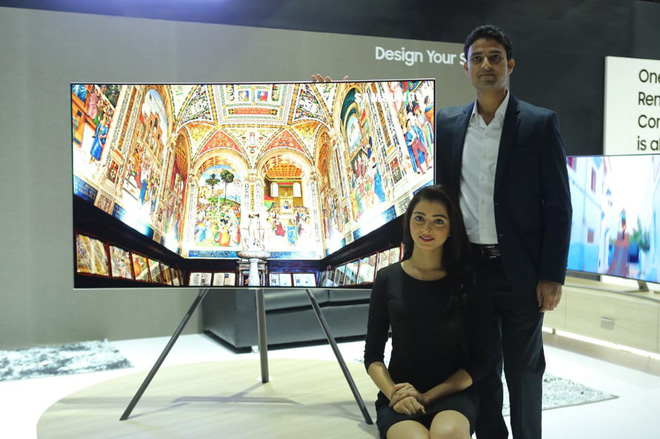 India wants to ban the import of Samsung TVs made in Vietnam - Photo 1.