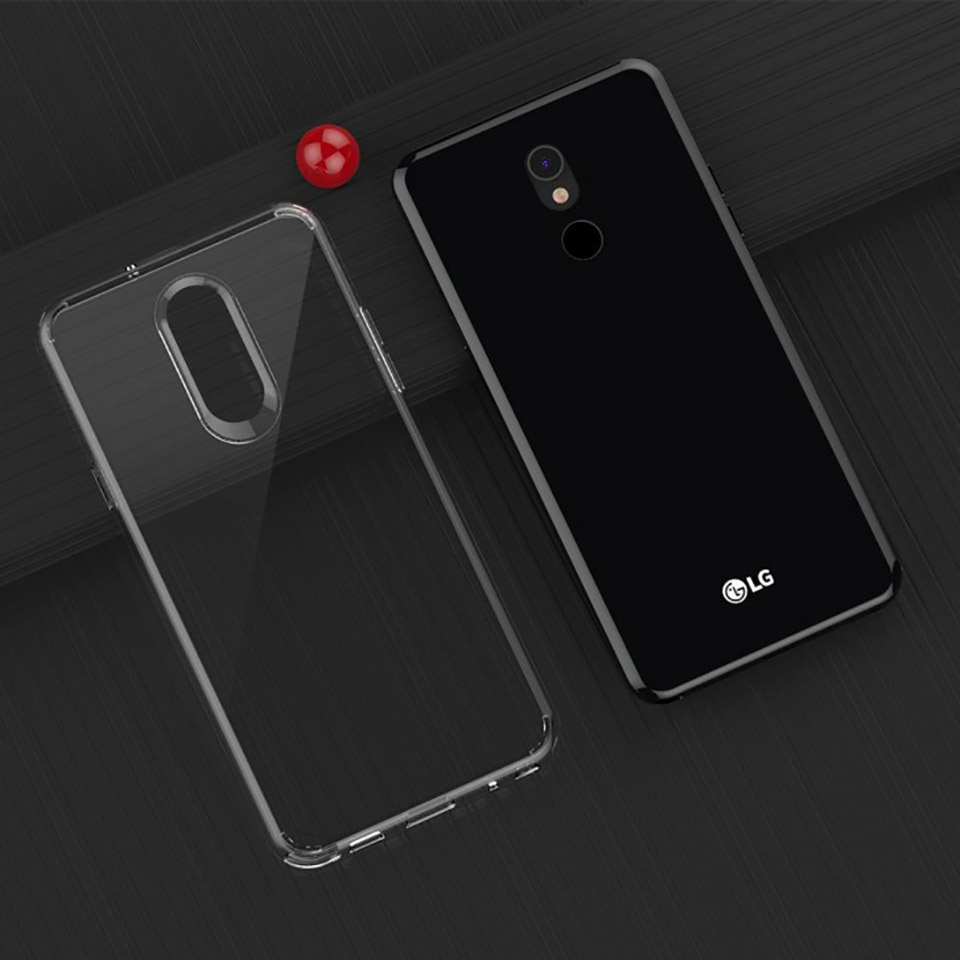 Sforum - Latest technology information page LG-Stylo-5-lo-anh-render-1 LG Stylo 5 highway photo rendering with borderline screen design, single rear camera