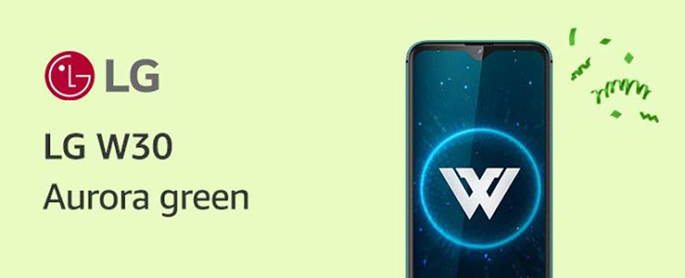 Sforum - LG W30 latest technology information page LG-W30-design-2 revealed the teaser image before the release date, confirming the water drop screen, the following 3 cameras, on July 15
