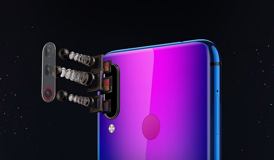 Sforum - Latest technology information page LG-W-series-1 LG is about to launch new low-cost W-series smartphones in India with water drop screen design, 3 rear cameras