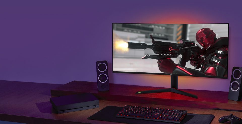 Sforum - The latest technology information page MNT-38GL950G-09-2-Sphere-Lightin-960x494 LG launches the first gaming screen with 1ms response time, Nvidia G-Sync support
