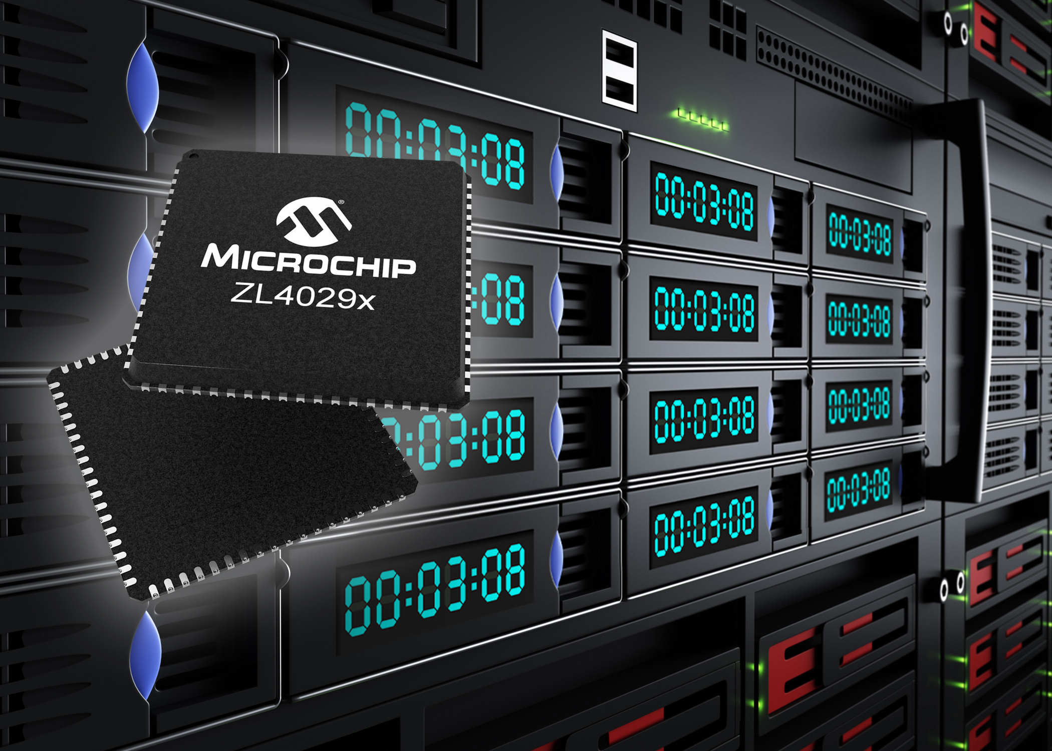 Microchip introduced First Clock Buffer to meet DB2000Q / QL - VnReview Standard