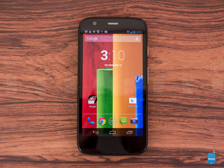 Moto G evolution: excellent averageness through the years