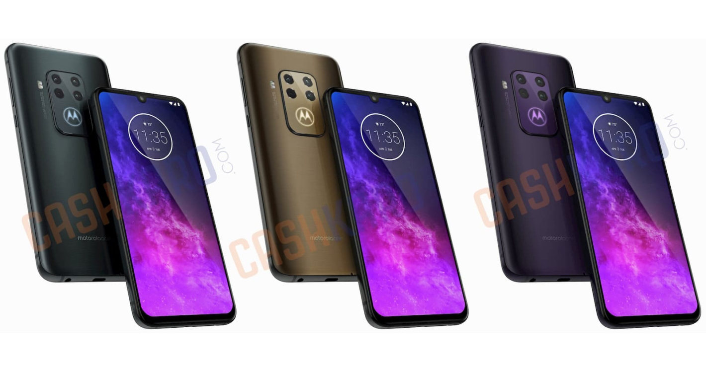 Sforum - latest technology information page motorola-one-pro-1-1420x605-1-1 Motorola One Pro exposes the back panel render, confirms the main 4 camera cluster