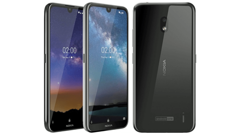 Sforum - Latest technology information page Nokia-2-2-ra-mat-1 Nokia 2.2 officially launched: Water drop screen, 3GB RAM, 13MP / 5MP camera, priced from 2.58 million