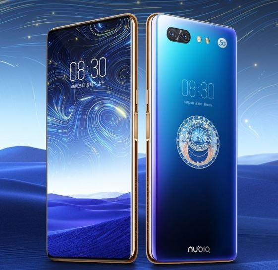 Sforum - The latest technology information page nubia-X-5G Nubia X 5G launches: ZTE's first 5G Smartphone, running Snapdragon 855