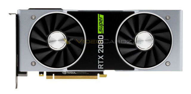 Nvidia is about to release the new powerful VGA RTX Super to welcome rival AMD Navi? - Photo 1.