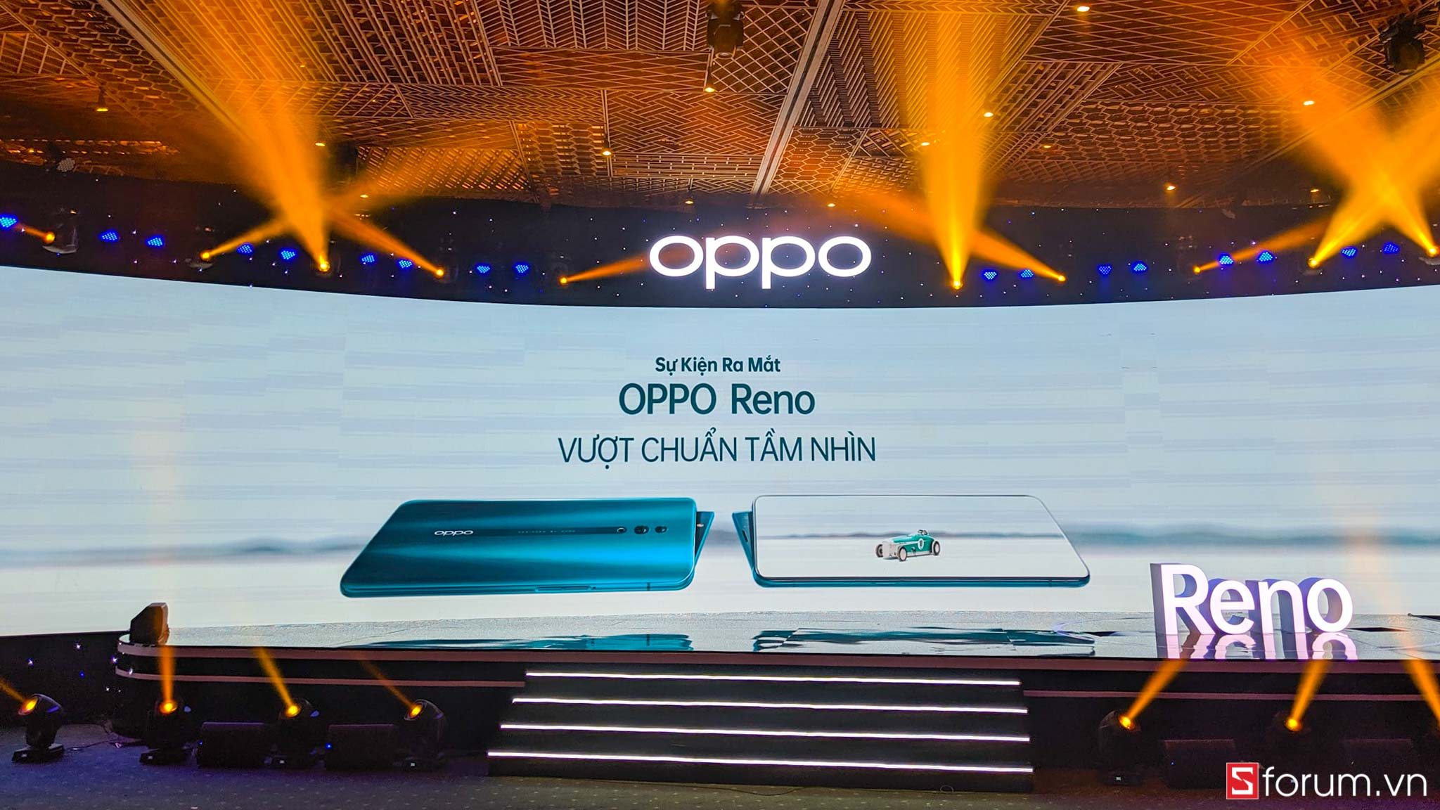 Sforum - Latest technology information page oppo-reno-1-2 OPPO Reno and Reno 10x zoom launch in Vietnam: Design