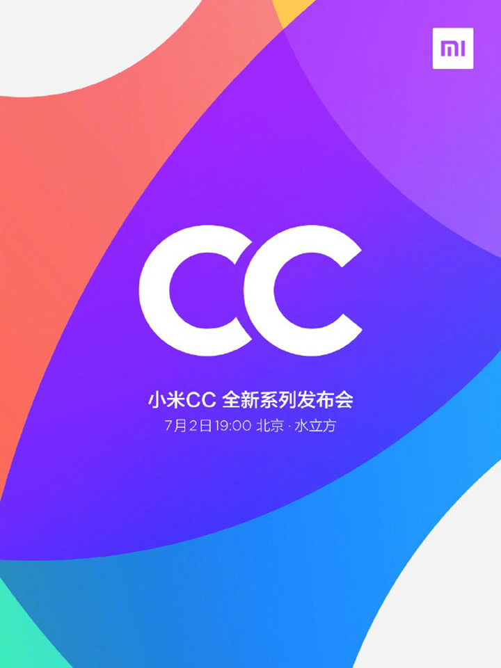 Sforum - Latest technology news page right-ra-mat-Mi-CC9-1 Official: Xiaomi Mi CC9 series will be released on July 2