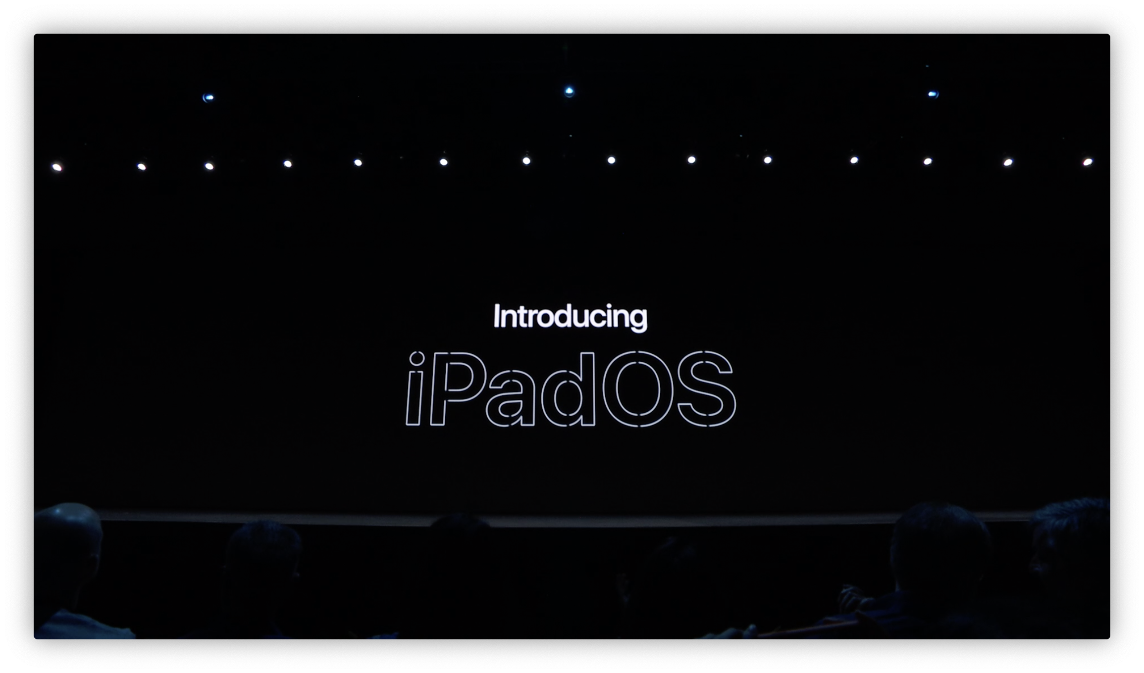 Official iPadOS: a completely new platform for iPad