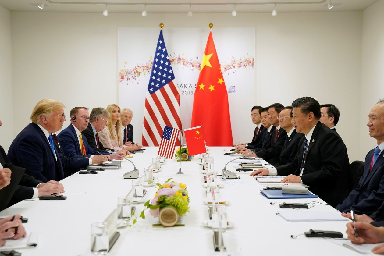 Sforum - Latest technology information page im-86153 President Trump removed the sanctions Huawei, resumed trade negotiations with China