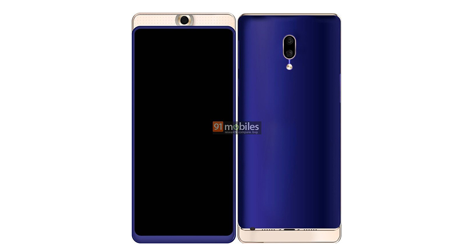 Sforum - Latest technology information page OPPO-Slider-camera-phone-05 Revealed with OPPO's new patent with smartphones capable of sliding both above and below