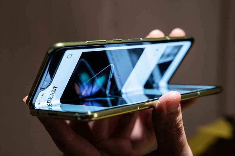 Samsung Galaxy Fold is ready to re-export