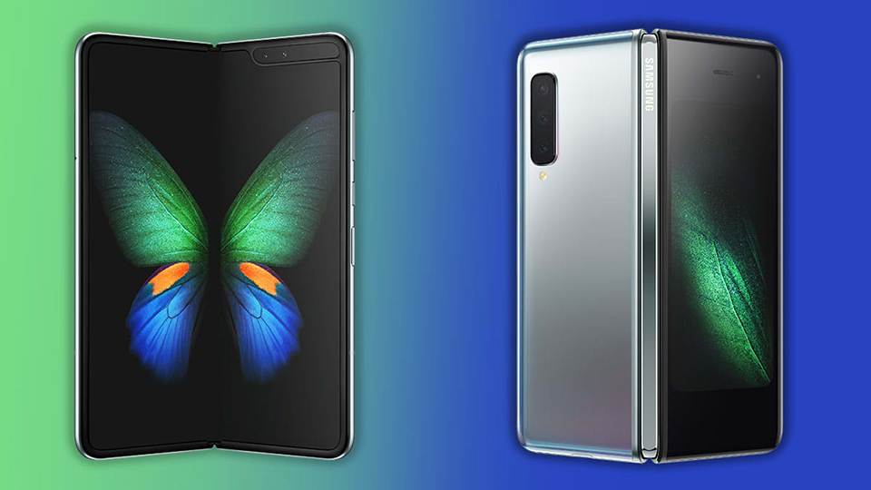 Sforum - Latest technology information page samsung-galaxy-fold-face Samsung can launch a 6.7 inch vertical folding smartphone screen next year