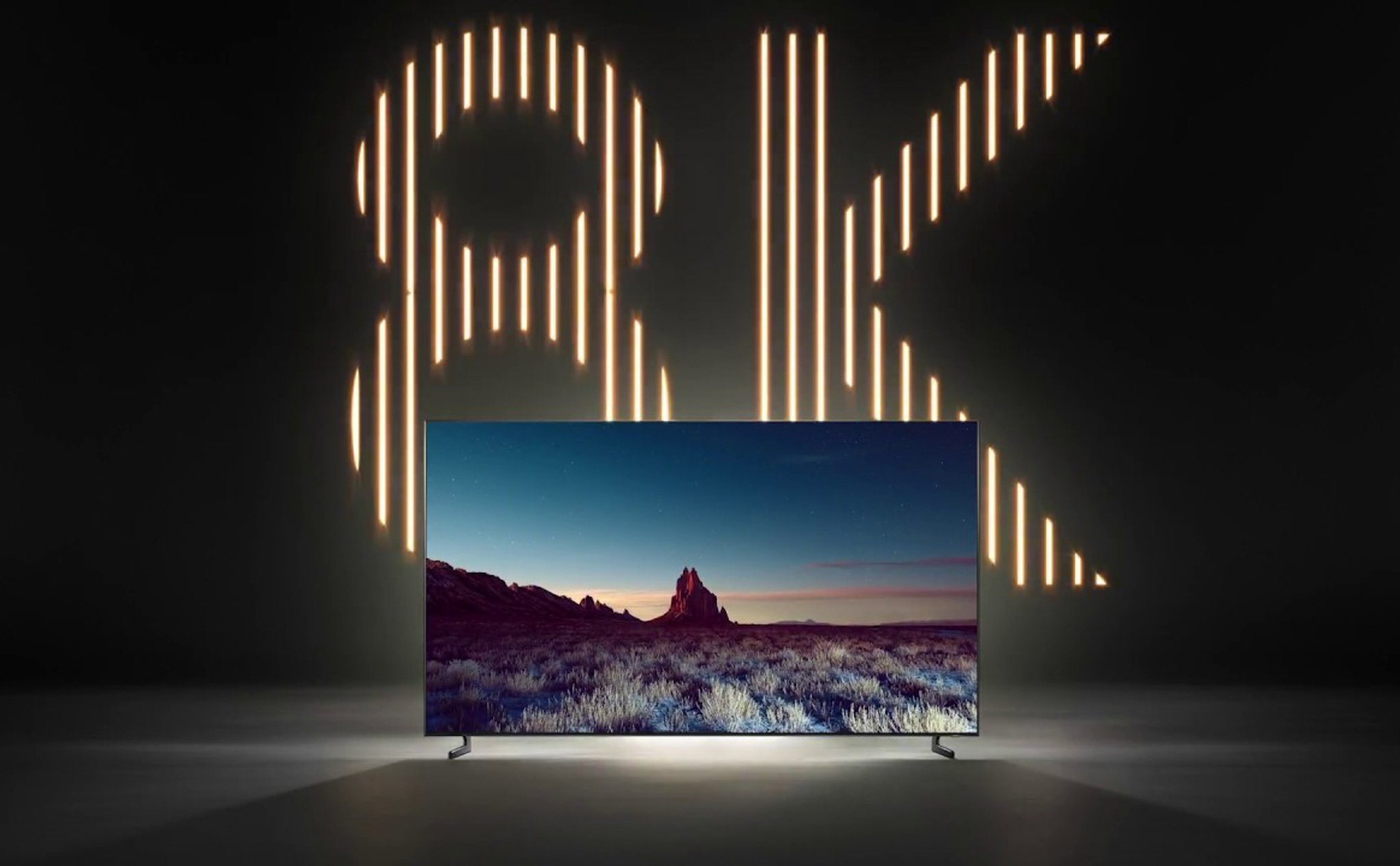 Samsung sold more than 8000 units of the 8K QLED TV in Korea