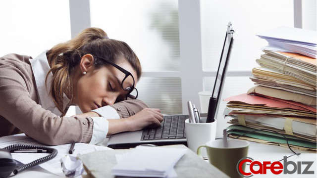 What everyone wants boss knows: Science proves to work 1 day / week is ideal for mental health of employees - Photo 1.