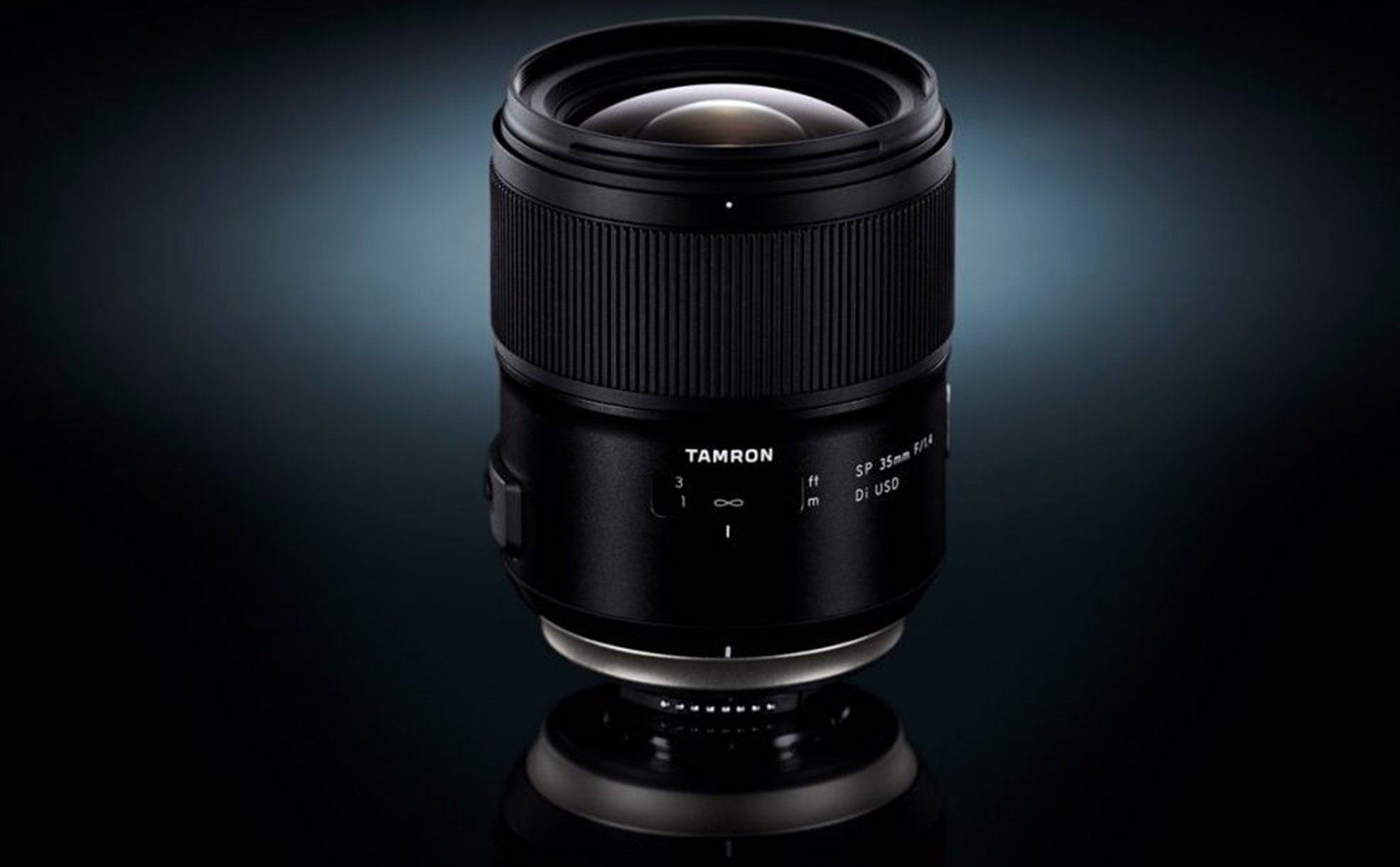Tamron officially sells the SP 35mm f / 1.4 Di USD lens for Nikon and Canon fullframe cameras