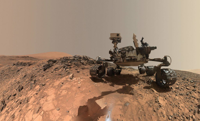 Traces of life on Mars: The Curiosity probe has discovered a large amount of methane gas - Photo 1.