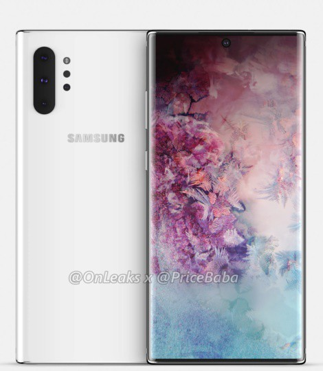The Galaxy Note10 Pro build is too beautiful, but this lack of detail makes the fans hard to be happy - Photo 1