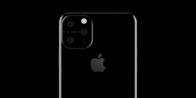 IPhone 2019 design is once again confirmed by the case - Photo 1.