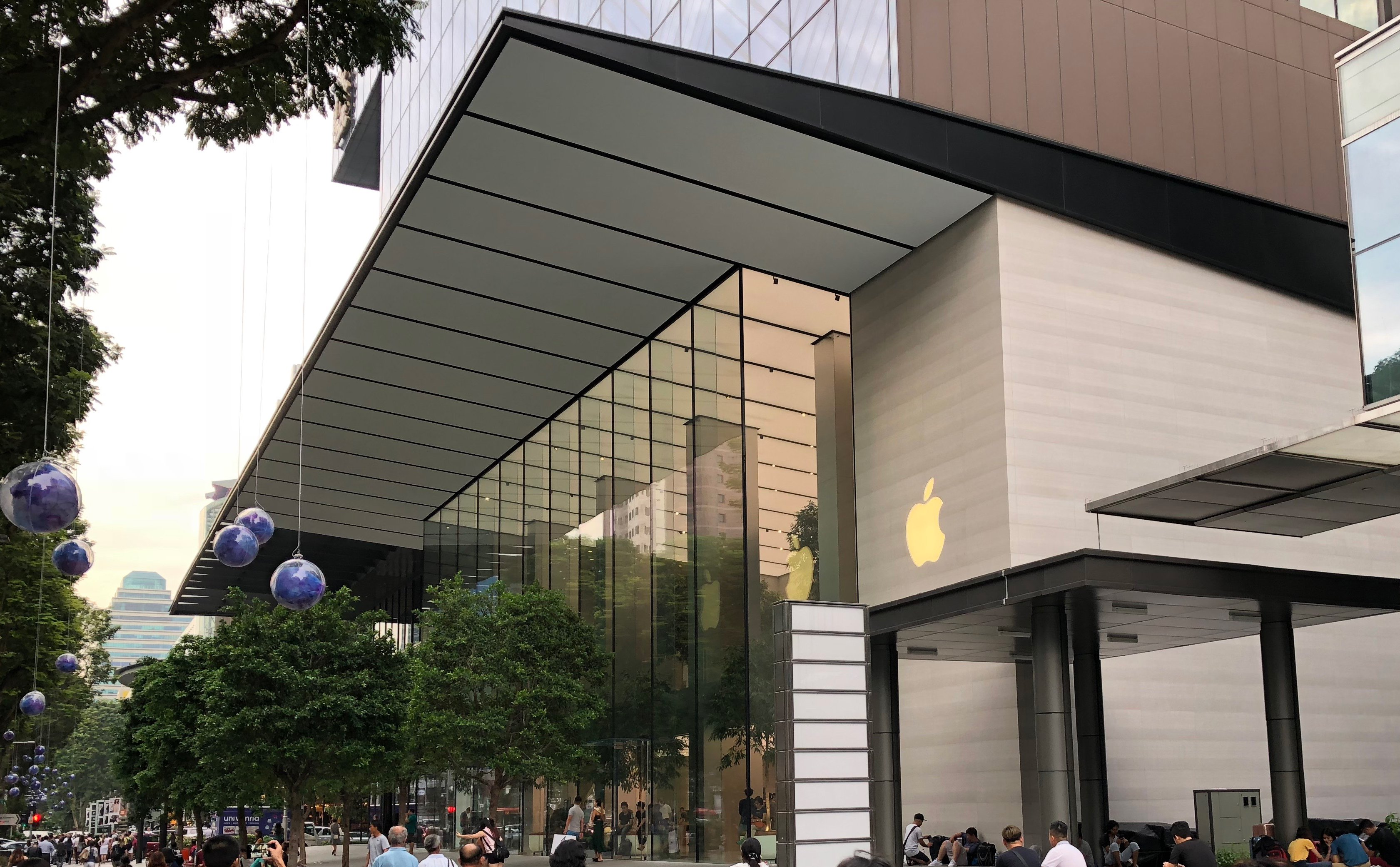 The third Apple Store in Southeast Asia is about to launch, located in Singapore