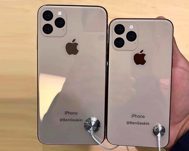 Day is showing the iPhone 11 and 11 Max hinh anh 1
