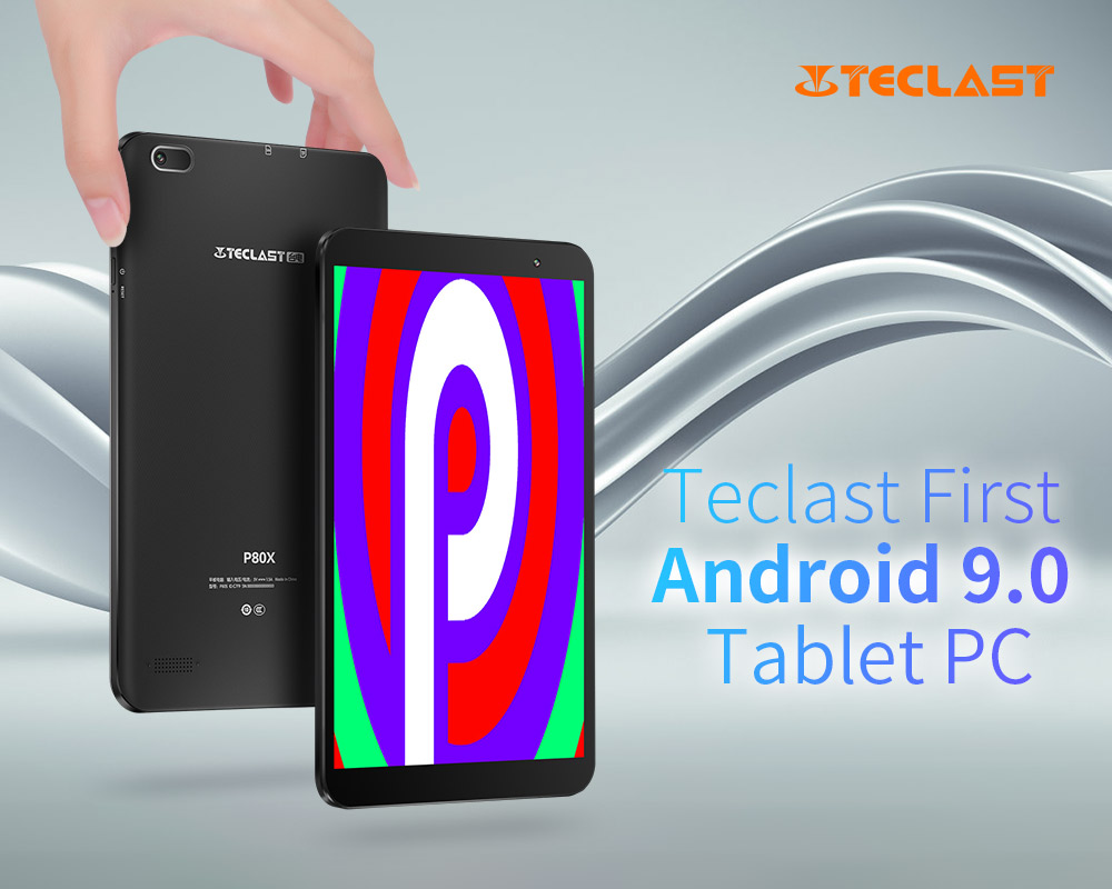 Updated: Teclast P80X Budget Android 9 4G Tablet & The F5R Gets The 6Y30