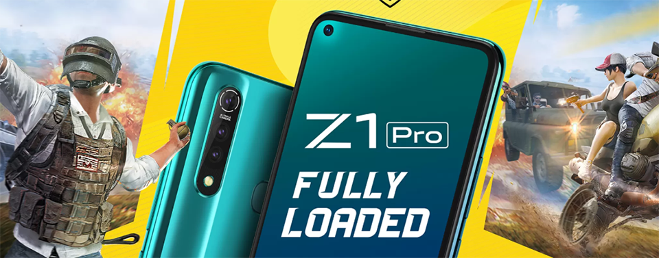 Vivo Z1 Pro vivo-z1-pro-flipkart Vivo Z1 Pro leaked the poster with the PUBG game, confirmed the Snapdragon 712 chip, 32MP selfie camera