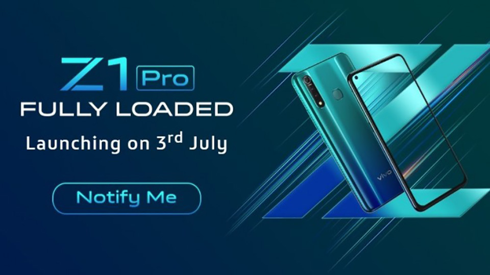 Sforum - The latest technology information ngya-ra-mat-Vivo-Z1-Pro-1 Vivo Z1 Pro with Snapdragon 712 chip, selfie 32MP camera, 5,000 mAh battery will be released July 3