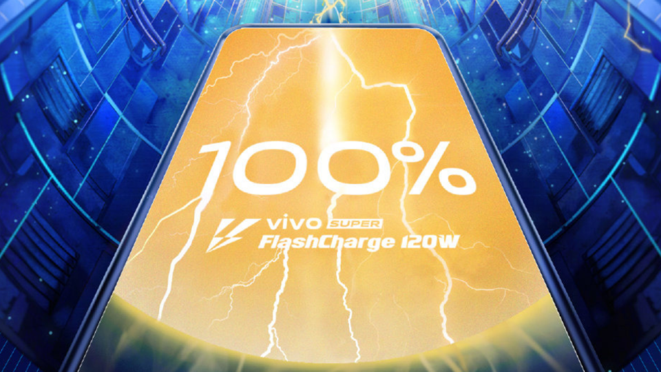 Sforum - The latest technology information page Vivo-Super-FlashCharge-120W-fast-charging-tech Vivo officially introduced Super FlashCharge 120W technology, fully charging 4,000 mAh in 13 minutes