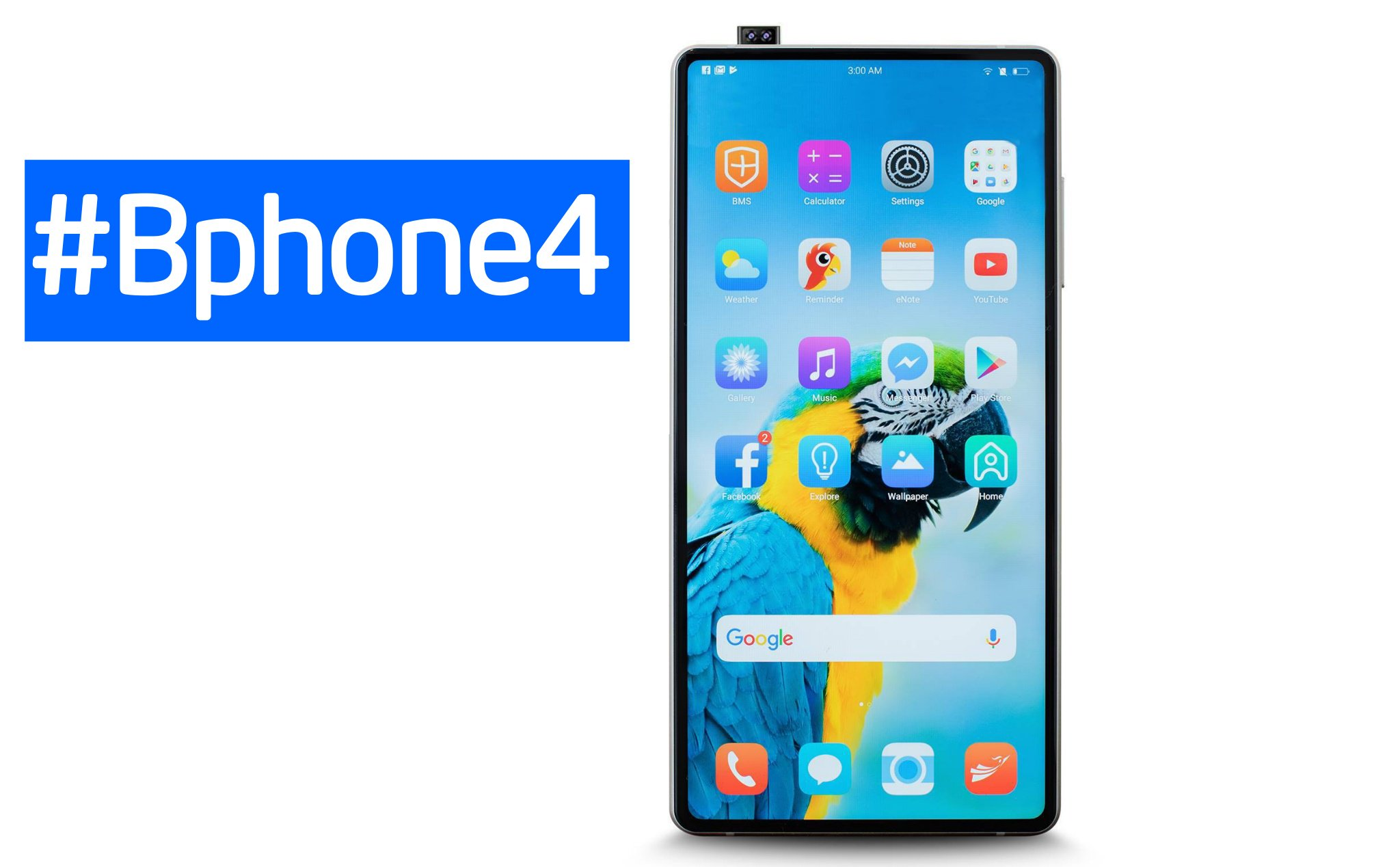 What about Bphone4 like this?