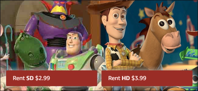 Why did the 2019 movie streaming service still charge different SD and HD resolution videos? - VnReview
