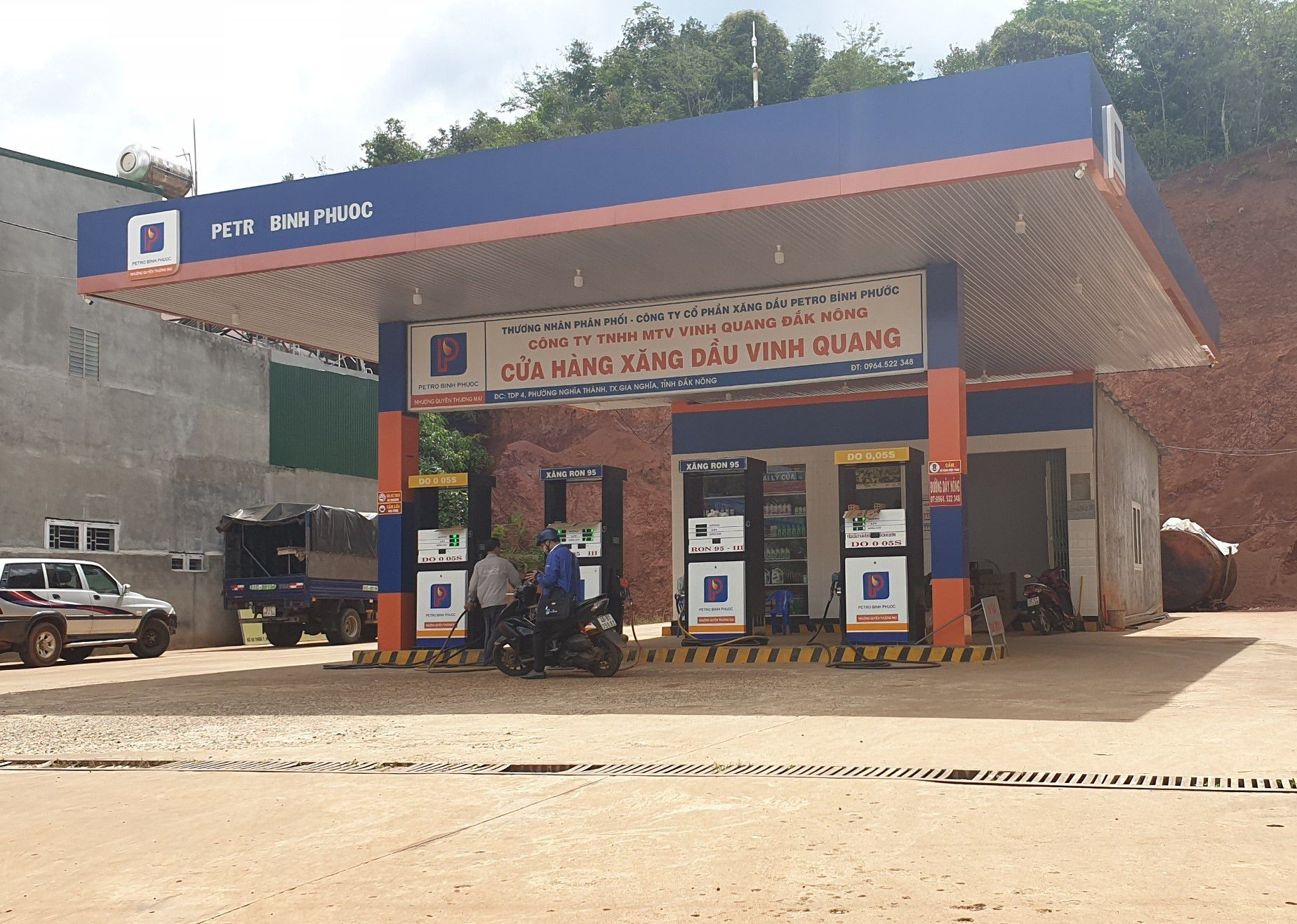 Why do we check but do not detect fake petrol in Dak Nong in 2018? - VnReview