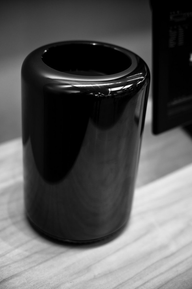 With the new Mac Pro, Apple finally erased the design mistake they made six years ago - Photo 1.