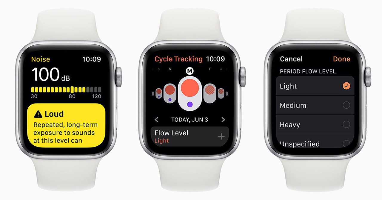 Sforum - Latest technology information page dims-1 With watchOS 6, you can use Apple Watch to prevent pregnancy,