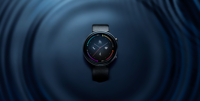 Amazfit Verge 2 launches: Nice design, support eSIM, ECG electrocardiogram, price from 3.4 million VND - Photo 1.