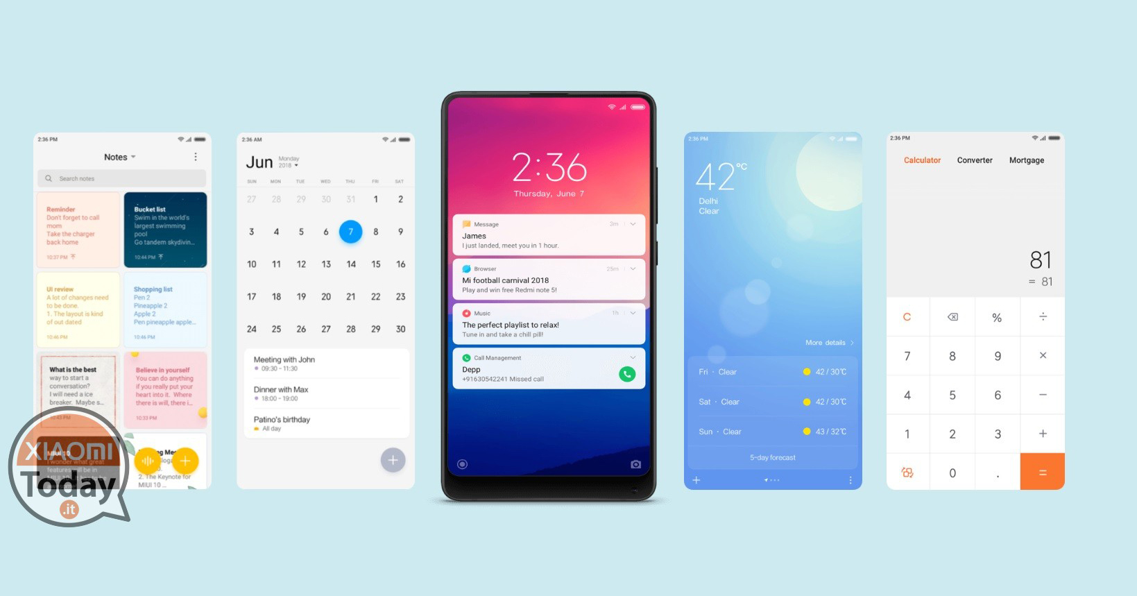 Sforum - Latest technology information page miui-10-design Xiaomi will stop providing MIUI Beta version for all devices later this month