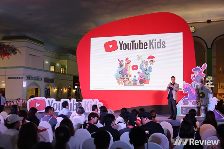 YouTube is considering transferring all videos for children to YouTube Kids - VnReview