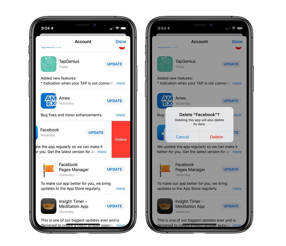 Sforum - Latest technology information page ios-13-delete-app-2 iOS 13 allows users to delete applications right from the App Store