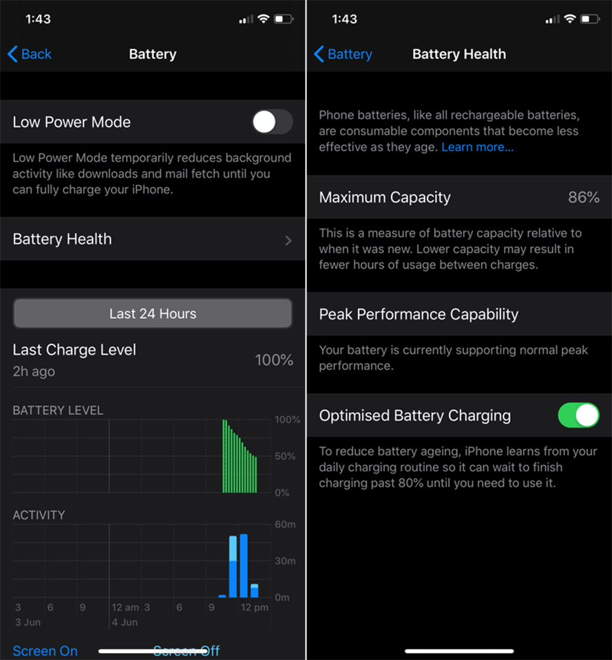 Sforum - Latest technology information page iOS-13-Optimized-Battery-Charging iOS 13 has features to increase durability and extend battery life of iPhone