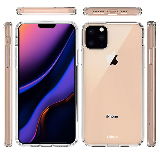 iPhone XI revealed the sharpest leak image row: Frustrated with disappointment waiting for everyone - Photo 1.