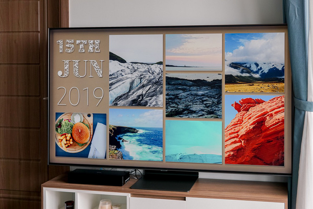 Quick experience QLED 4K TV Q90R: worth choosing in the high-end TV segment - Photo 1.