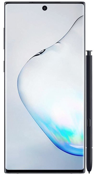 Reveal the official image of Samsung Galaxy Note 10 - Photo 1.