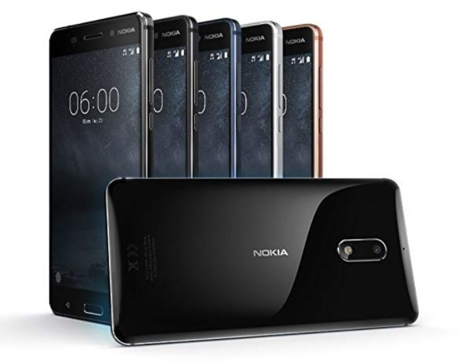 The 2017 Nokia 6 is on sale at Amazon - 2017 Nokia 6 (with Android 9 Pie) is priced under $130 at Amazon