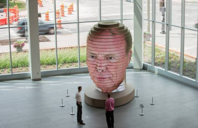 9 extremely unique installation artworks will definitely make you go from one surprise to another - Photo 1.