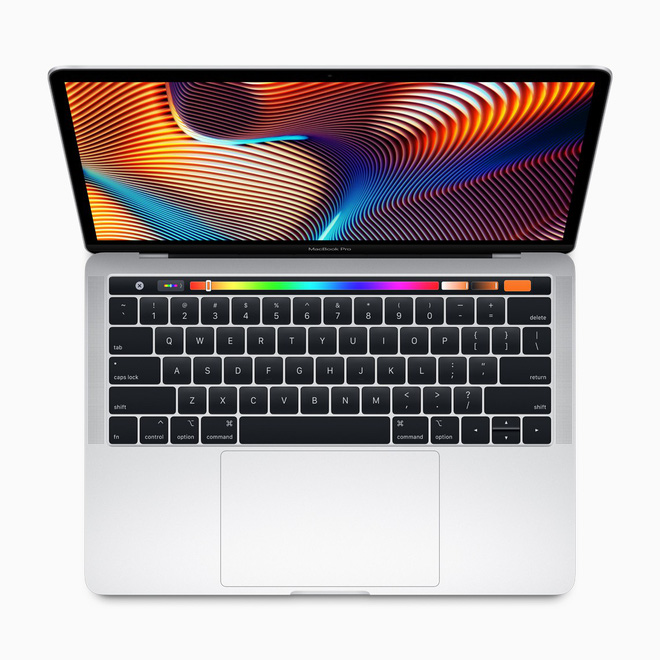 Cheap MacBook Pro Apple fully upgraded: Add Touch Bar and Touch ID, Intel 4-core chip, priced from 1299 USD - Photo 1.