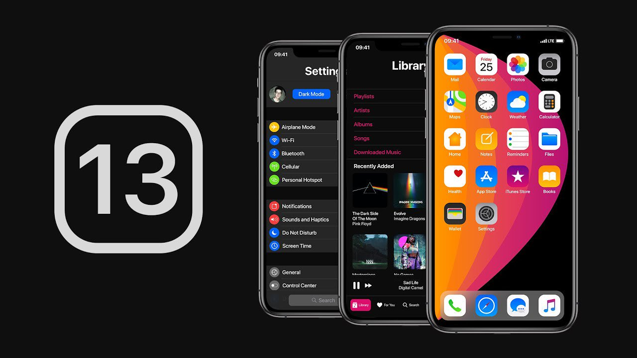 Already have iOS 13 and iPadOS Public Beta 2 + Developer Beta 3, come up brothers