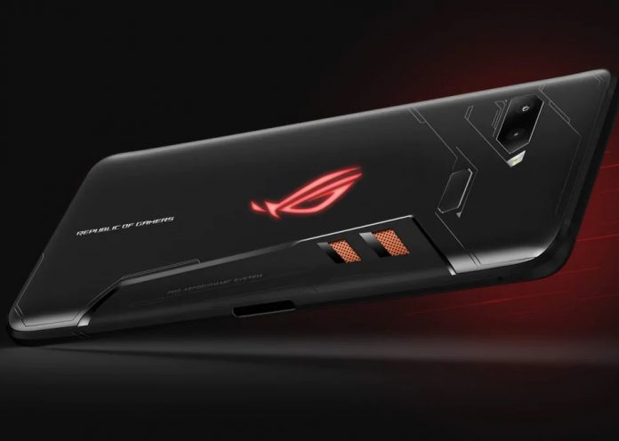 Asus ROG Phone 2: SnapDragon 855 Plus first, 120Hz OLED screen