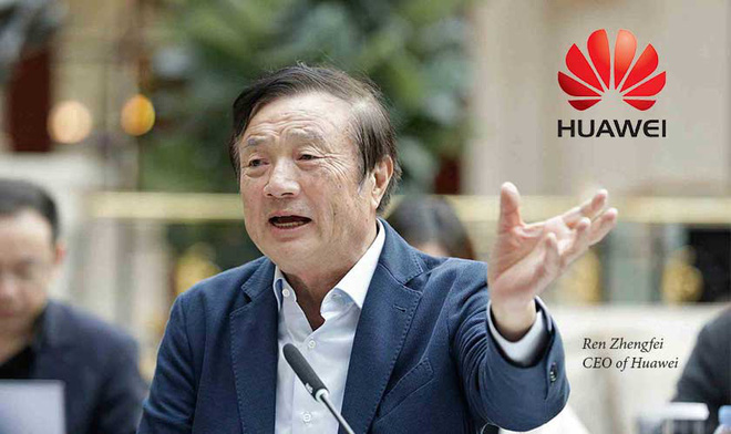 CEO Nham Chinh Phi strongly stated that Huawei will sell 270 million smartphones this year - Photo 1.